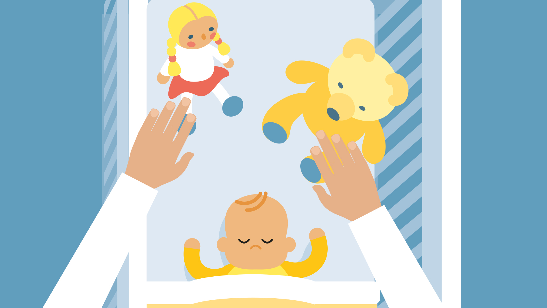 A Clear Cot Is A Safer Cot The Lullaby Trust