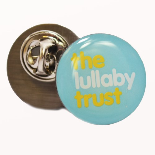 pin badge the lullaby trust