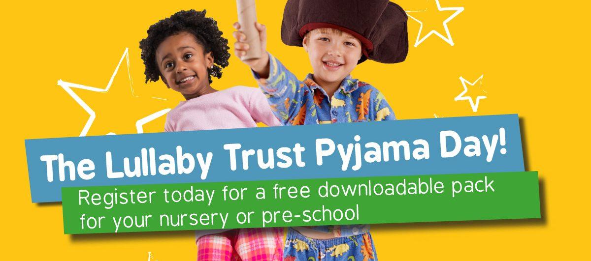 Pyjama Day The Lullaby Trust