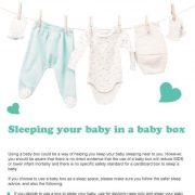 baby box info leaflet