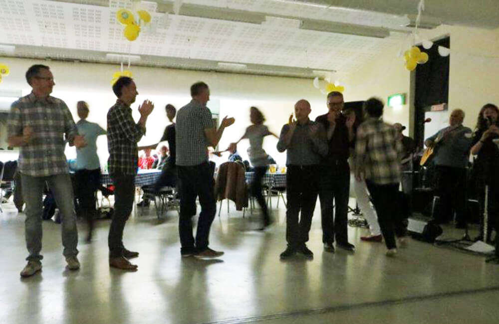 Suffolk Lullaby Trust barn dance